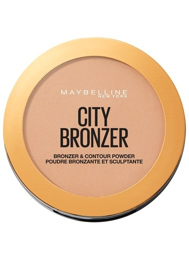 Maybelline Maybelline New York City Bronze Bronzlaştırıcı & Kontür Pudrası - 200 Medium Cool (Orta, Soğuk Ton) Ten